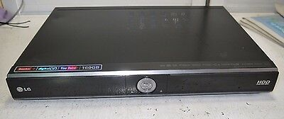 LG HR400 Blu-Ray DVD Recorder Player with 160GB HDD & FreeView 4K Youtube 160GB