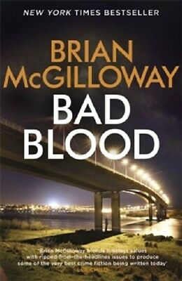 BAD BLOOD / BRIAN McGILLOWAY	9781472151308
