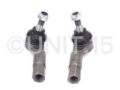 2 x VW Golf MK4 Bora Beetle 1997-2010 Outer Track Tie Rod Ends Pair