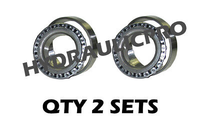 REPLACEMENT BEARING FOR DUB OR DAVIN SPINNERS FLOATERS WHEELS RIMS CHROME QTY2