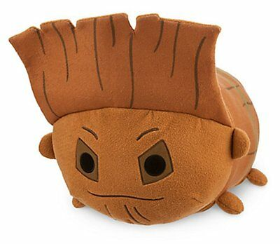 Disney Marvel Groot ''Tsum Tsum'' Brown Plush  Large Size 17'' - New with Tags