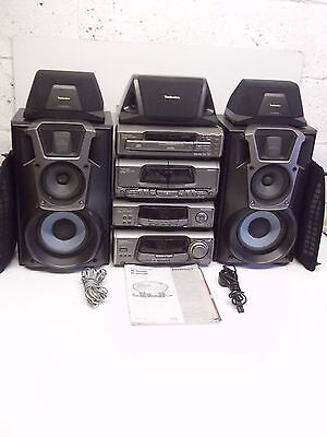 technics anlage mit bose acoustimass 3 eur 360 00. Black Bedroom Furniture Sets. Home Design Ideas