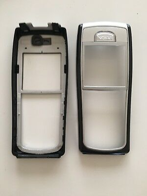 TO FIT A NOKIA 6230 6230i FRONT FASCIA HOUSING COVER