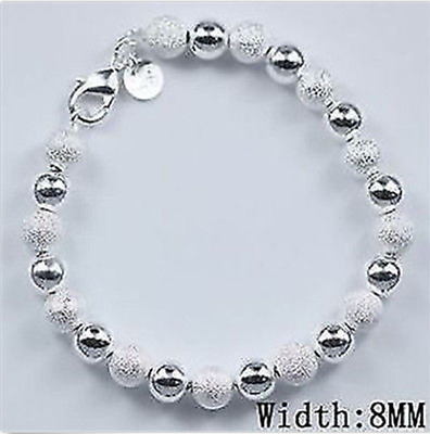 2017 New Fashion gifts Jewellery Solid925 Silver Bracelet/bangle