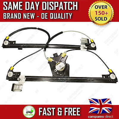 For Peugeot Expert/ Teepee 2007>On Front Right Side Window Regulator W/out Motor