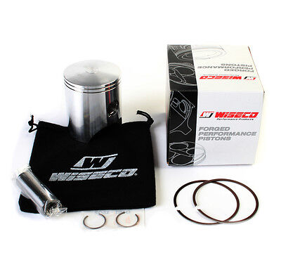 Wiseco 533M08000 Replacement Piston Kit for 1985 Honda FL350 Odyssey 80.00mm
