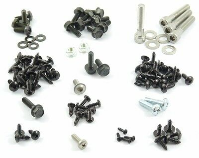 Full Set Cover Screw CPI Hussar + Mounting Instructions - 91 Parts