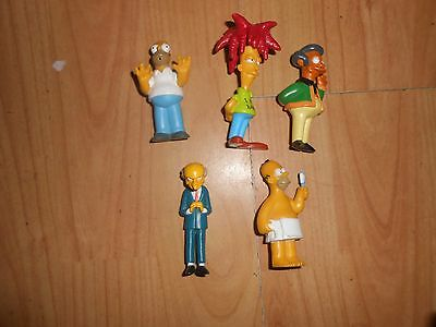 the simpsons collectable figures
