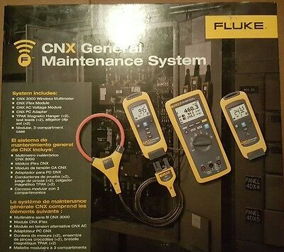 Fluke FLK-CNX 3000 GM kit General maintenance System  new in box