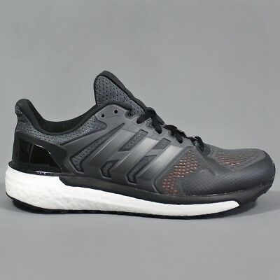 Adidas Supernova ST Mens Running Shoes Grey / Black / Orange