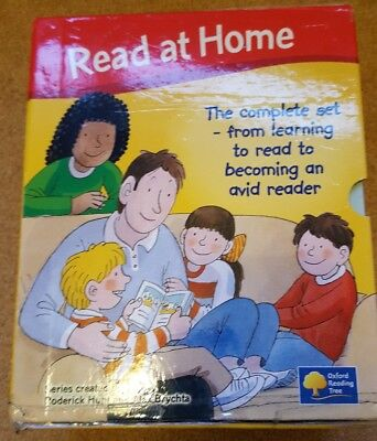 oxford reading tree 30 book collection stages 1-5