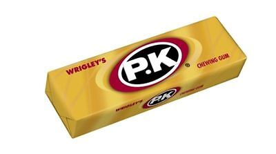 """New"" CONF WRIGLEYS PK YELLOW(BX30) Free shipping"