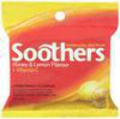 """New"" CONF ALLENS SOOTHERS HONEY & LEMON STICK(BX36) Free shipping"