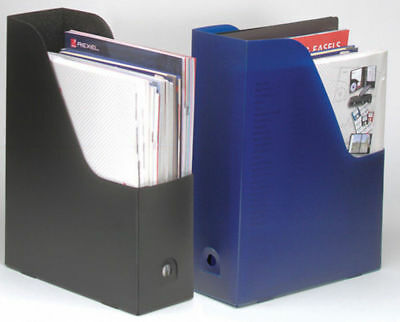 """New"" MAGAZINE HOLDER MARBIG PP BLUE PK2(EACH) Free shipping"