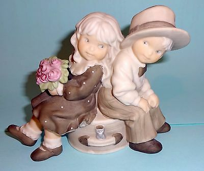 "Kim Anderson Enesco ""Just You And Me Always"" 1996 #201693"