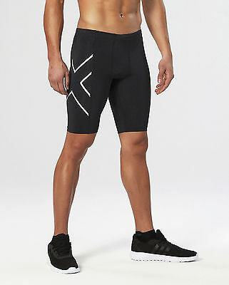 2XU - Compression Short (MA1931b-BLK/BLK) Size XL - 50% Off