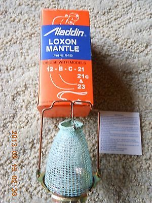 Vintage Aladdin Loxon Mantle R-150 For Models 12-B-C-21-21C & 23 New In Box