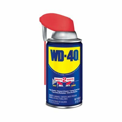 Wd-40 Bike Lube Wd40 Smart Straw 11Oz Aerosol