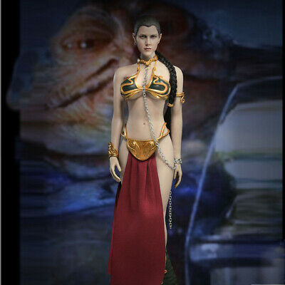 "ACPLAY: 1/6 ATX015 Star Wars Leia Head Sculpt & Princess Suit for 12"" Body"