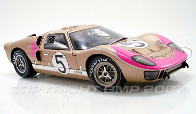1966 Ford GT40 Le Mans in 1:12 Scale by GMP Diecast Model
