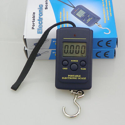 Digital Accurate Fishing Scale upto 40kg