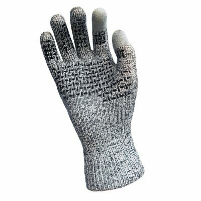 DexShell Waterproof TechShield Gloves - Grey Windproof