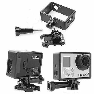 CARCASSE Cadre Boitier pour Gopro Hero 3 3+ 4