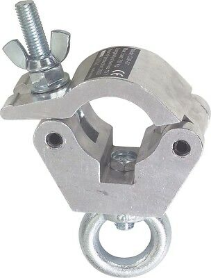 Lighting clamp - Half Coupler with M10 Eye-bolt
