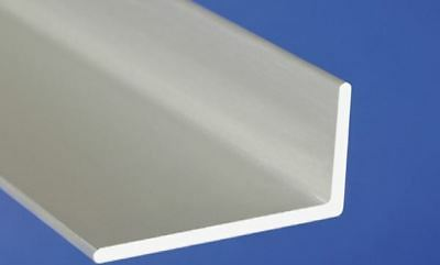 Aluminum Anodised Non-Equal Sided Angle Bar, Profile Bar, 1 m, Various Sizes