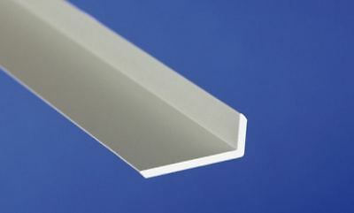 Aluminum Anodised Non-equal sided  Chamfered angle bar, 1 m Various Sizes