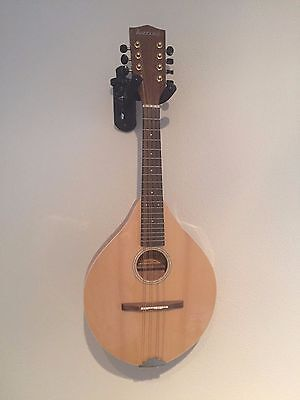 Ashbury AM-180 A-Style Mandolin, solid Spruce top and Maple body.
