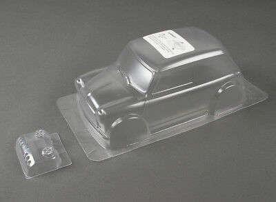 RC 1:10 Mini Cooper Clear Body Shell (for M chassis)