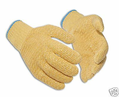 12 Pairs of CRISS CROSS Warehouse Multipurpose Grip Gloves