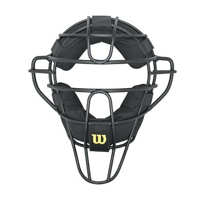 Wilson Dyna-Lite Aluminum Umpire Mask with Memory Foam Pads