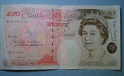 Great Britain 50 pounds 1994 p388b Lowther