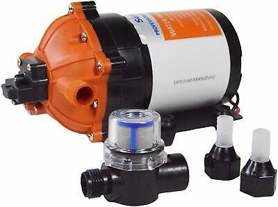 Seaflo 12V, 7.0 GPM, 60 PSI, Continuous Duty Water Pump