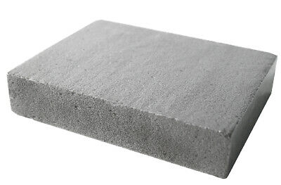 Horze Grey Natural Pumice Stone Style Horse & Pony Grooming Block/stone