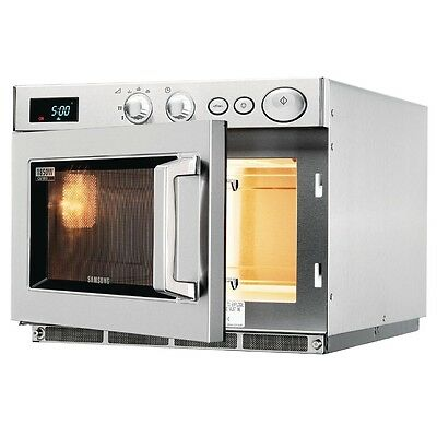 Commercial Microwave Oven Samsung CM1919 1850w Manual - Heavy Duty