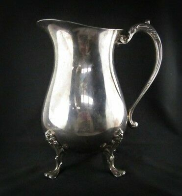 Sheridan Footed Water Pitcher