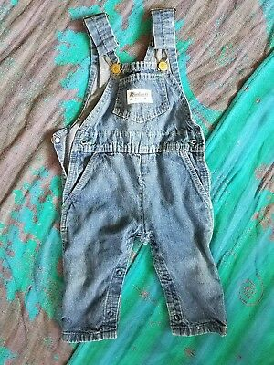 madewell overalls kids 9-12 month jeans made USA