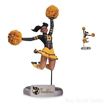 DC Collectibles Bumblebee Statue, Comics Bombshells Limited Action Figure - New