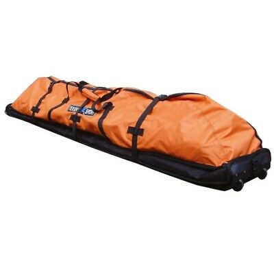 Tekknosport JetBag 430 Wave wheels 230x40cm Orange