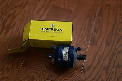 """Emerson Sfd-13S6-Vv 13 Cubic Inch 3/4"""" Suction Line Filter Drier # Dhy00238"""