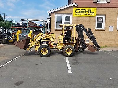 Backhoe, case, deere, bobcat, jcb