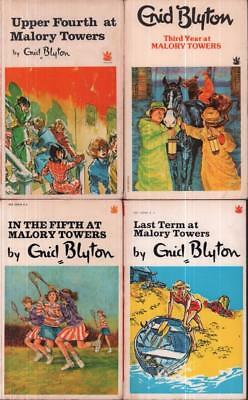 Sets of 6 St Clare's & 6 Malory Towers Classic Girls School Stories Enid Blyton