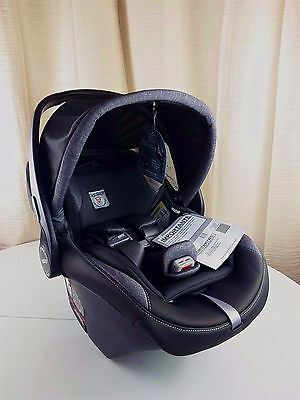 Peg Perego Primo Viaggio 4/35 Nido Car Seat in Atmosphere 2017 ( worn box )