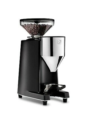 Nuova Simonelli G60 Espresso Grinder On Demand - Black *NEW* Authorized Seller!