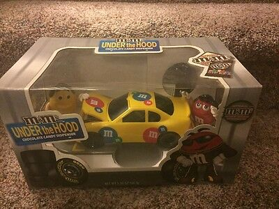 M&M Under the Hood Candy Dispenser Collectible