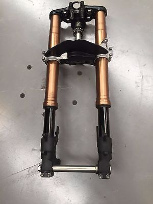 2013 Suzuki Hayabusa Fork Front End Suspension Tube