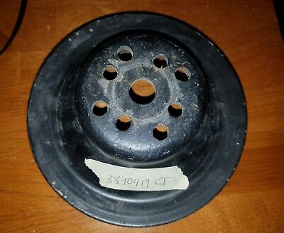 3890419 CT Water Pump Pulley